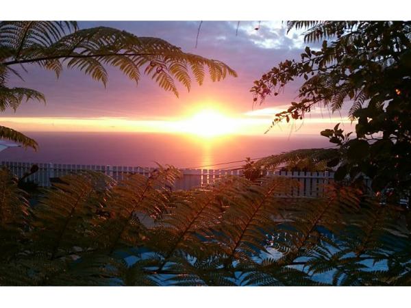 coucher de soleil - ©LES KREOL'INNS