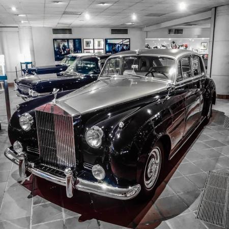 Collection voitures - ©COLLECTION DE VOITURES DE SAS LE PRINCE DE MONACO