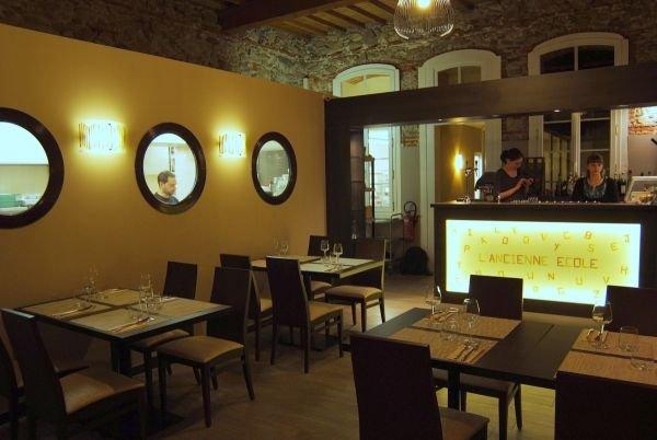 L'ANCIENNE ÉCOLE Cuisine française Palau-del-Vidre photo n° 41484 - ©L'ANCIENNE ÉCOLE