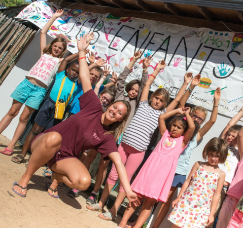 Club enfants - ©CAMPING LES CYPRÈS