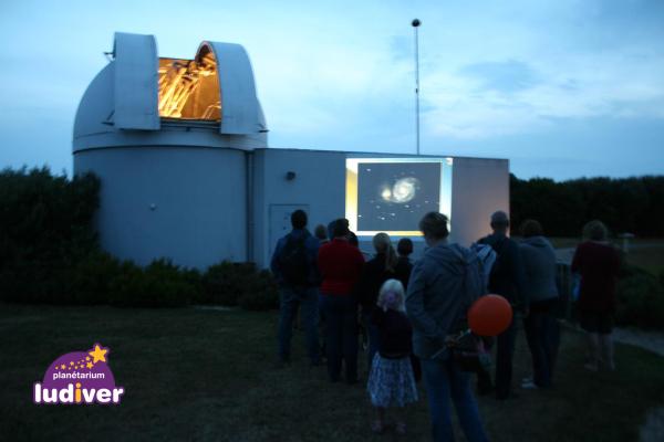 coupole télescope