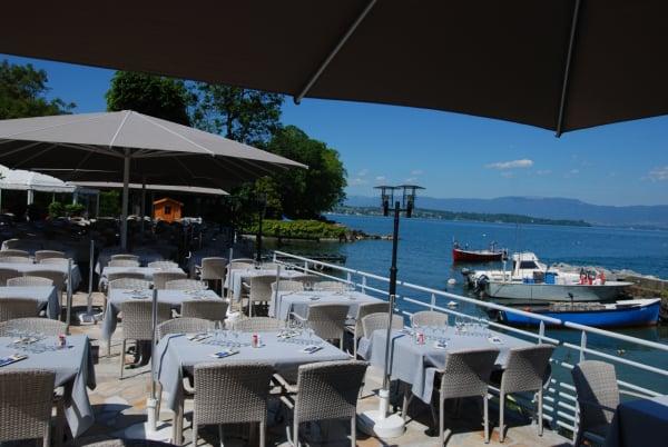 Restaurant Chez Jules Lac Leman