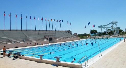 Parc Aquatique Espace De Liberte Piscines Narbonne 11100
