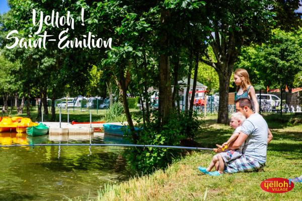 Camping St Emilion - ©YELLOH! VILLAGE - SAINT-ÉMILION
