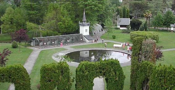 PARC DE LA DEMI-LUNE Parcs d'attractions Lannemezan photo n° 147360 - ©PARC DE LA DEMI-LUNE