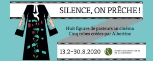 Silence, on prêche !