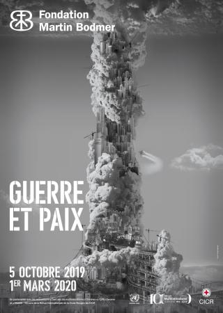 Expo Guerre et Paix - ©FONDATION MARTIN BODMER