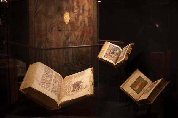 Vitrine musée - ©FONDATION MARTIN BODMER