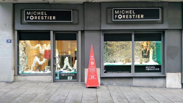 La boutique - ©MICHEL FORESTIER OPTICIENS
