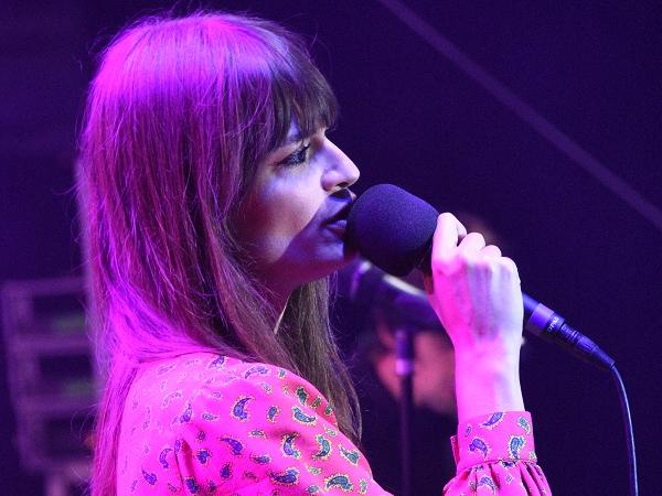 Clara Luciani au Kiss FM Live de Golfe-Juan - ©Gérald