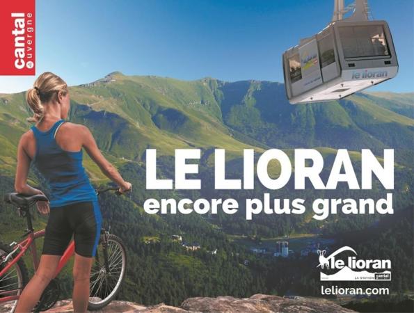 LIORAN - ©OFFICE DE TOURISME DU LIORAN