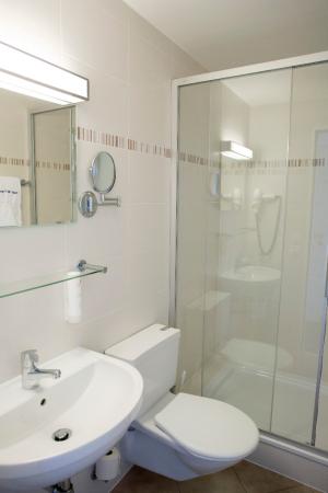 Salle de bain - ©HÔTEL BEL'ESPÉRANCE