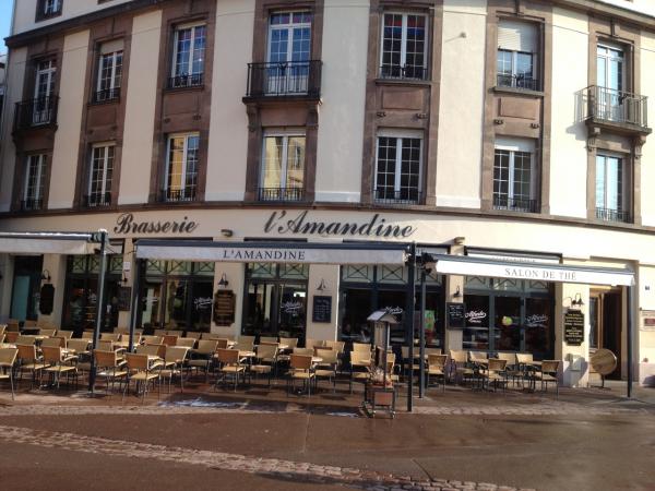 BRASSERIE L'AMANDINE Bistrot – Brasserie Colmar photo n° 124452