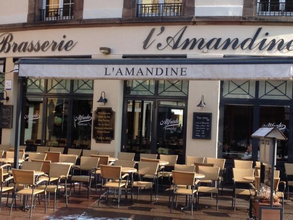 BRASSERIE L'AMANDINE Bistrot – Brasserie Colmar photo n° 124450