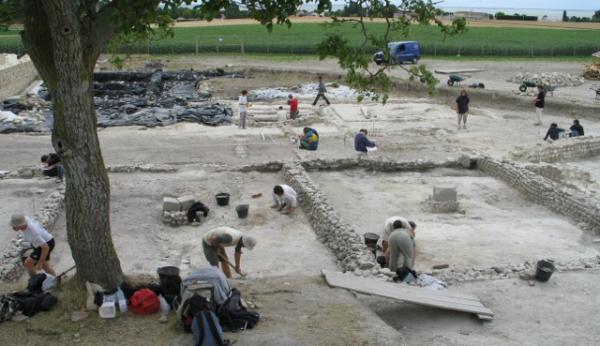 SITE ARCHEOLOGIQUE GALLO-ROMAIN DU FA Visites - Points d'intérêt Barzan photo n° 178318