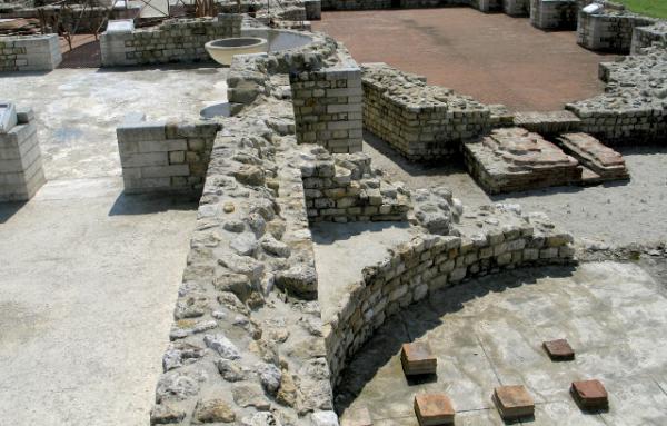 SITE ARCHEOLOGIQUE GALLO-ROMAIN DU FA Visites - Points d'intérêt Barzan photo n° 178317