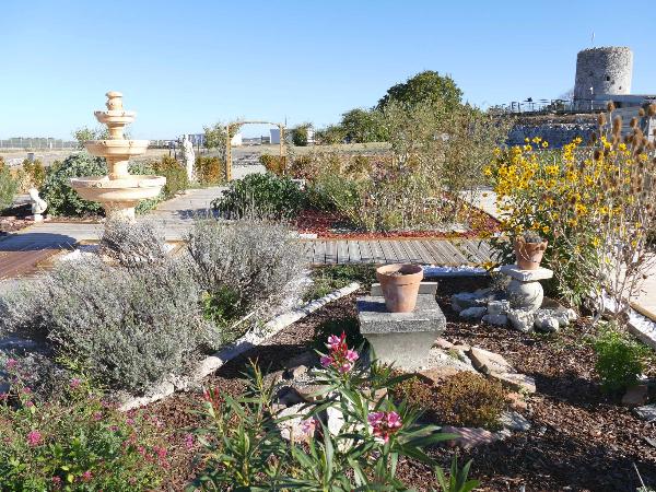 Le jardin de Flavius - ©A. GUITTON