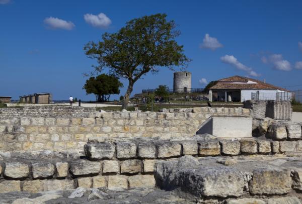 SITE ARCHEOLOGIQUE GALLO-ROMAIN DU FA Visites - Points d'intérêt Barzan photo n° 178313
