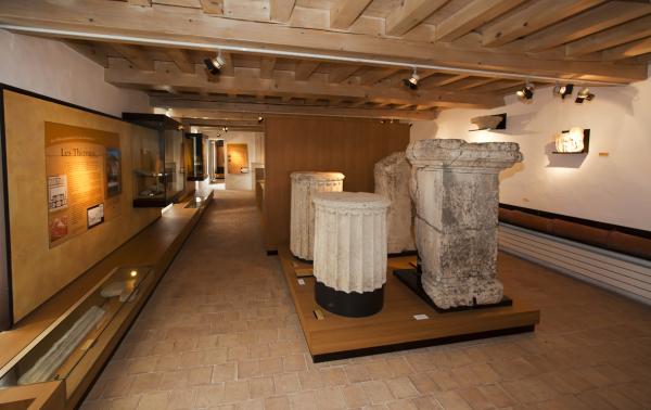 SITE ARCHEOLOGIQUE GALLO-ROMAIN DU FA Visites - Points d'intérêt Barzan photo n° 178314