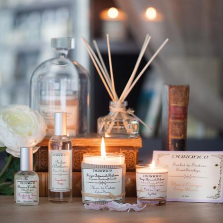 Parfums d'intérieur - ©LES COMPTOIRS DE DURANCE