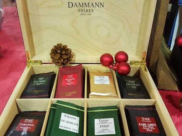 Thés Damman Frères - ©L'épicerie