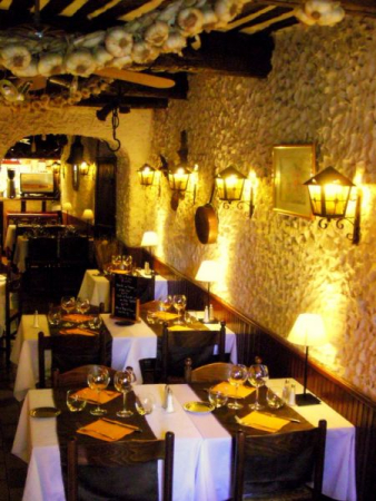 Le village restaurant proven al antibes 06160 for Antibes restaurant le jardin