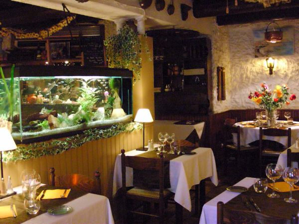 Le village restaurant proven al antibes 06160 for Restaurant le jardin antibes