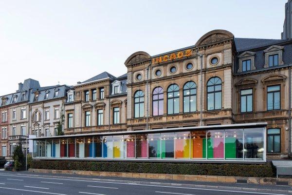 Casino Luxembourg - ©CASINO LUXEMBOURG - FORUM D'ART CONTEMPORAIN