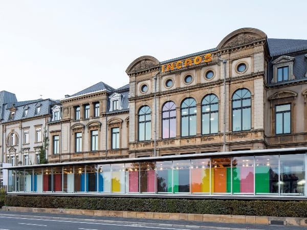 Casino Luxembourg - Forum d'art contemporain - ©Eric Chenal