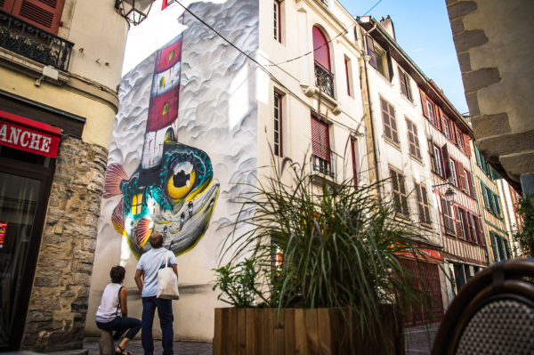 Street Art - ©OFFICE DE TOURISME