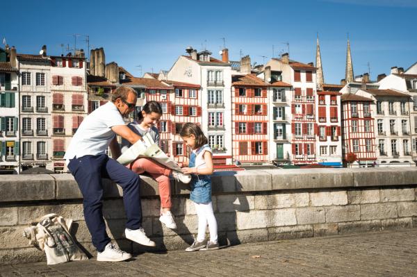 Bords de Nive - ©OFFICE DE TOURISME