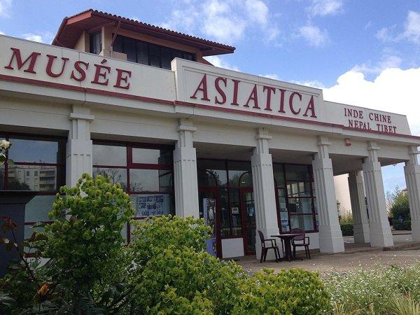 MUSÉE D'ART ORIENTAL - ASIATICA Specialised museum Biarritz  Miarritze photo n° 215358