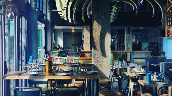 restaurants guethary
