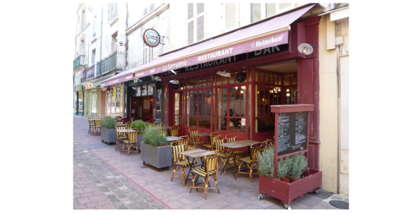LA SERRURERIE Bistrot – Brasserie Poitiers photo n° 142415 - ©LA SERRURERIE