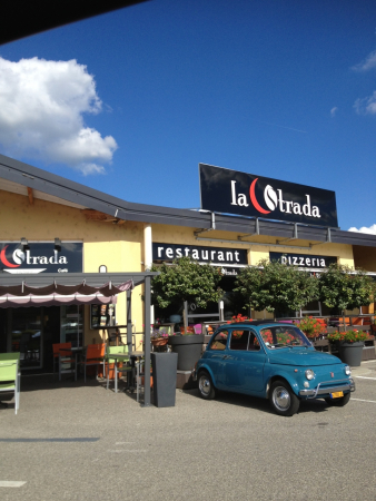 LA STRADA Restaurant italien et pizzeria Annecy photo n° 158100 - ©LA STRADA