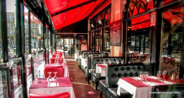 le bistrot parisien bistrot brasserie le havre 76600. Black Bedroom Furniture Sets. Home Design Ideas