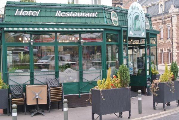 LE SAINT-ROCH Restaurant d'application – École Amiens photo n° 95340 - ©LE SAINT-ROCH