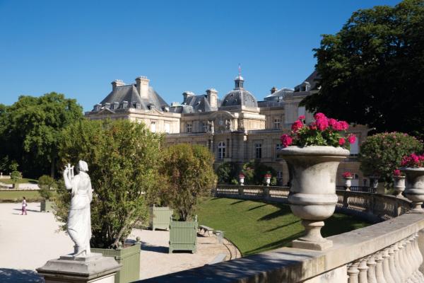 Le jardin du luxembourg parcs et jardins paris 75006 - Le jardin gourmand luxembourg ...