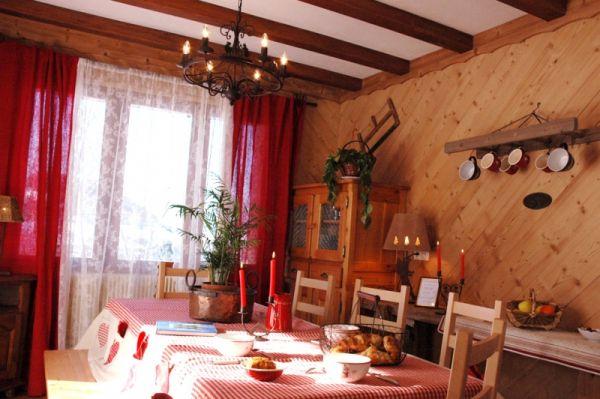 CHALET LA PROVIDENCE Chambre d'hôtes Enchastrayes photo n° 25300 - ©CHALET LA PROVIDENCE