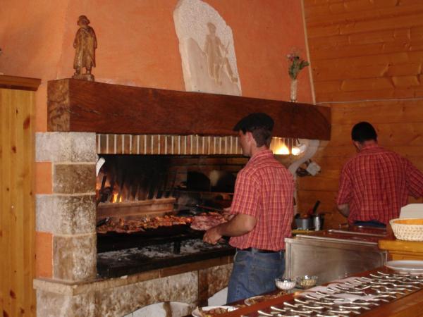 LE ROC DU BERGER Cuisine française régionale Rocamadour photo n° 135155 - ©LE ROC DU BERGER