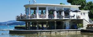 LA FREGATE, Restaurant, bar, plage