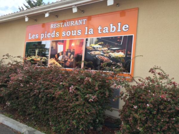 LES PIEDS SOUS LA TABLE Cocina francesa Esteras photo n° 213089