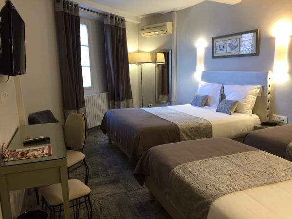 Hôtel du Pont Vieux - ©HOTEL DU PONT VIEUX