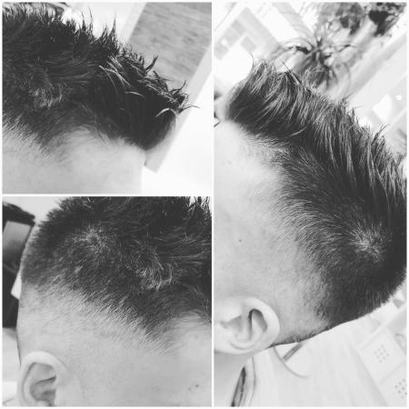 dégradé - ©C DANS L'HAIR