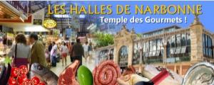 SUPERBES HALLES DE NARBONNE !