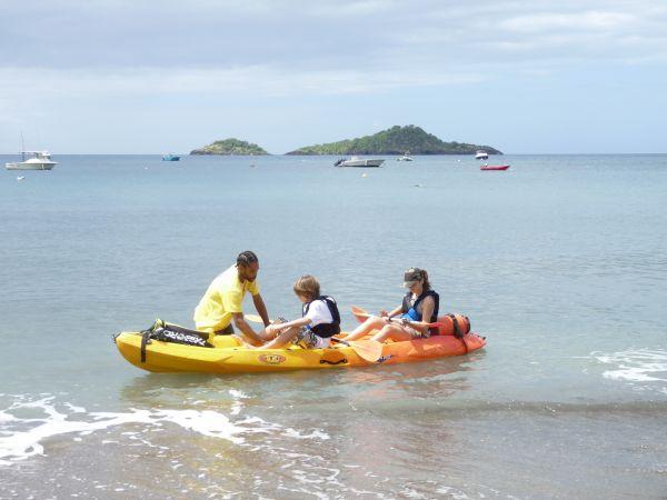 GWADA PAGAIE Loisirs et sports nautiques Bouillante photo n° 39209 - ©GWADA PAGAIE