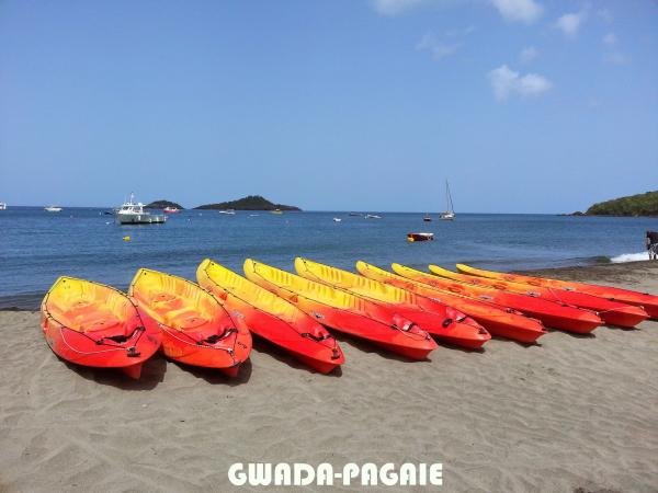 GWADA PAGAIE Loisirs et sports nautiques Bouillante photo n° 174524 - ©GWADA PAGAIE