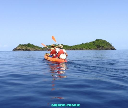 GWADA PAGAIE Loisirs et sports nautiques Bouillante photo n° 174523 - ©GWADA PAGAIE