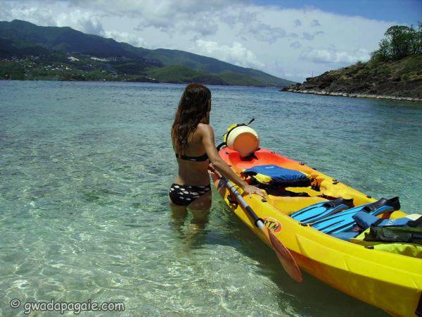 GWADA PAGAIE Loisirs et sports nautiques Bouillante photo n° 39206 - ©GWADA PAGAIE
