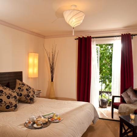 Chambre double - ©HOTEL RESTAURANTE AL LAGO